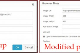 Again about Browser Shots plugin